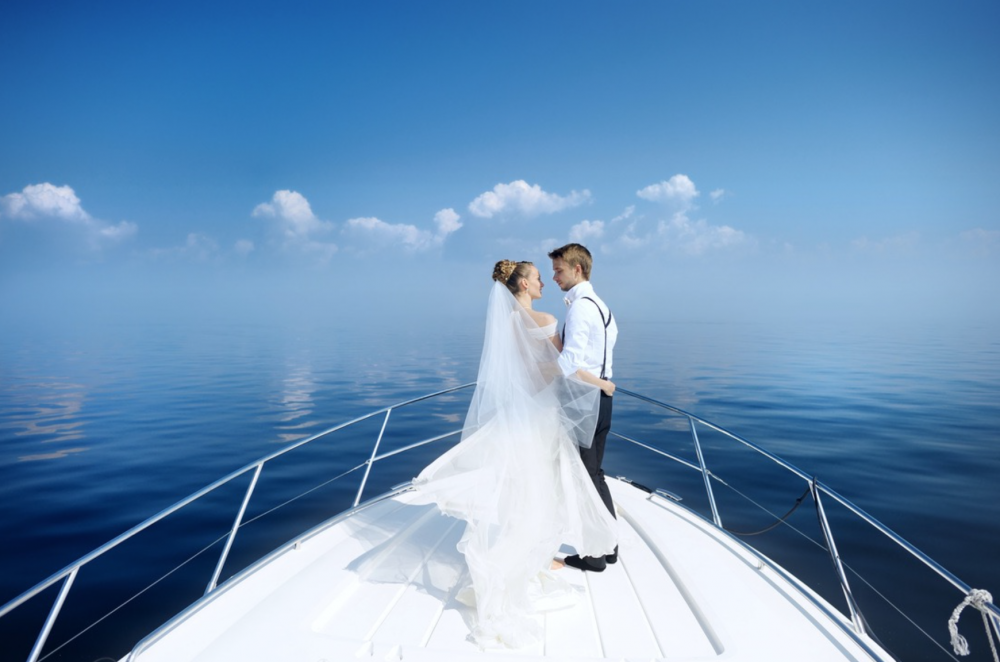 Honeymoons & Romantic Getaways - Yacht Charter Experiences by Category | C&N