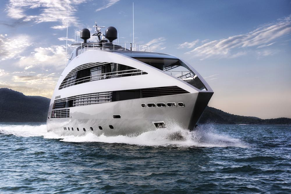 OCEAN EMERALD - Luxury Motor Yacht for Charter | C&N