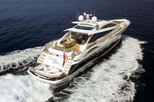 CASINO ROYALE - Luxury Motor Yacht For Charter - Exterior Design - Img 1 | C&N
