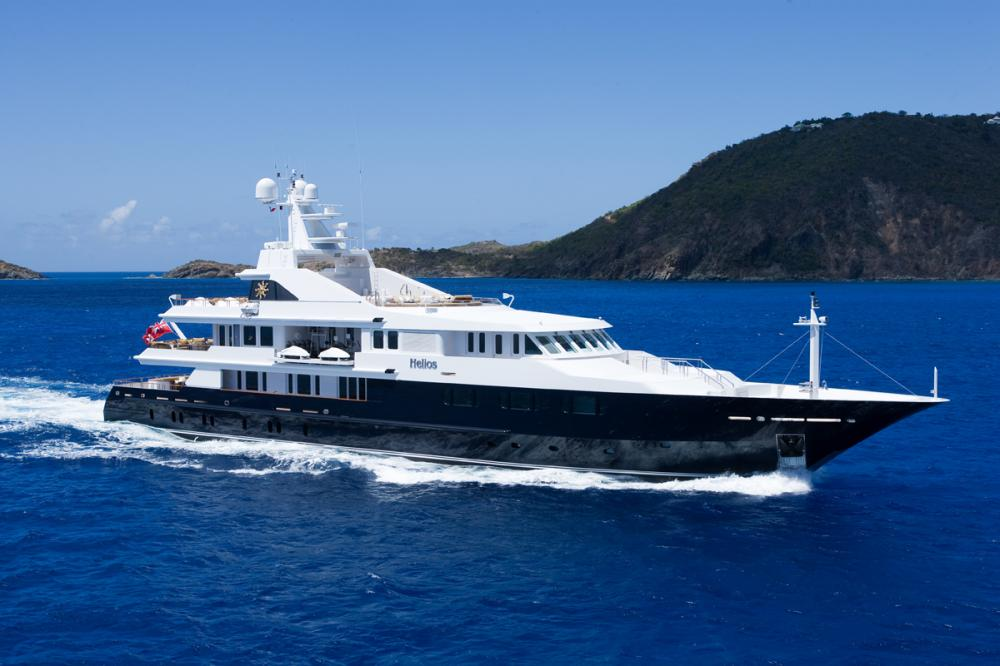 HELIOS - Luxury Motor Yacht for Charter | C&N