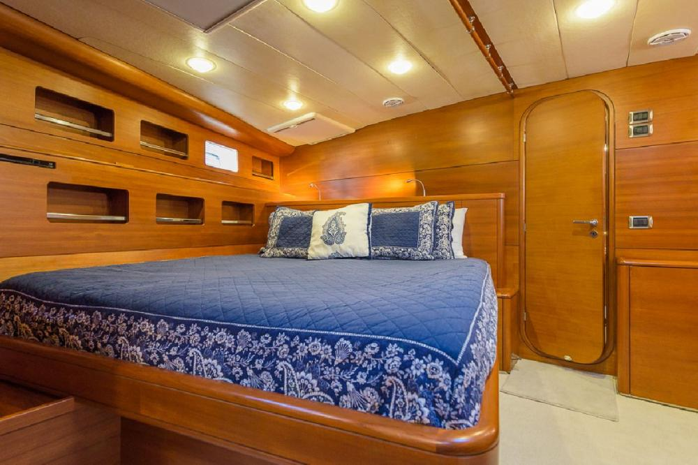 ZANZIBAR - Luxury Sailing Yacht For Sale - 1 MASTER CABIN | 2 GUEST CABINS - Img 1 | C&N
