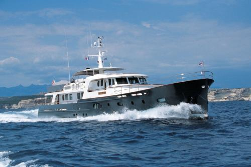 ALEXANDRIA - Luxury Motor Yacht For Sale - Exterior Design - Img 2 | C&N