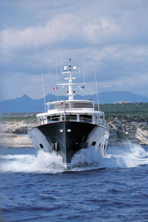 ALEXANDRIA - Luxury Motor Yacht For Sale - Exterior Design - Img 1 | C&N