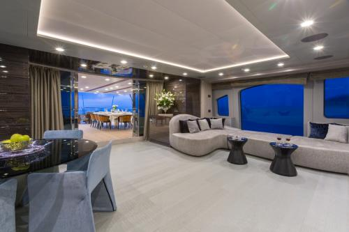 EDESIA - Luxury Motor Yacht For Charter - Interior Design - Img 4 | C&N