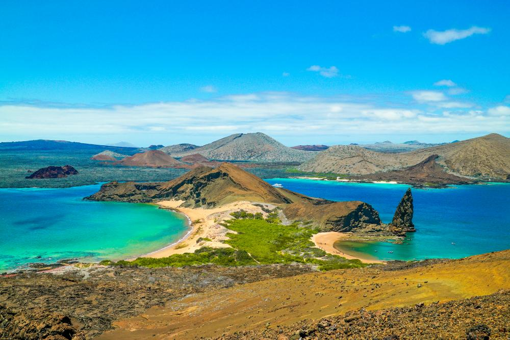 Galapagos Islands - Luxury Yacht Charter Destination in South America | C&N