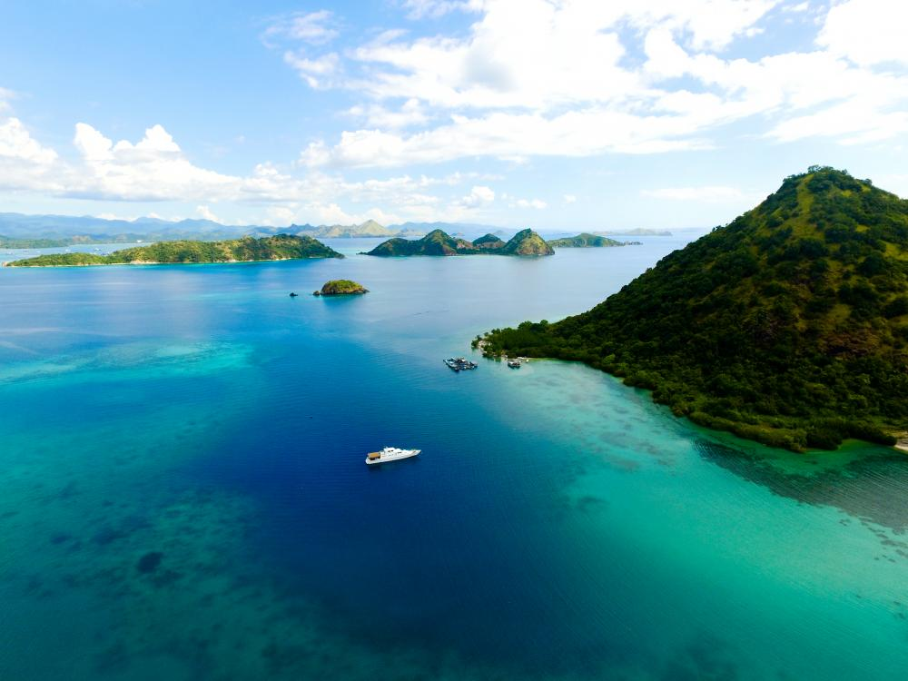 Indonesia - Luxury Yacht Charter Destination in Southeast Asia | C&N
