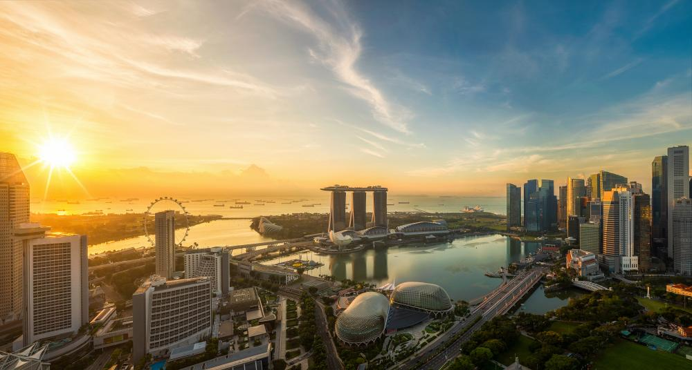 Singapore - Luxury Yacht Charter Destination in Southeast Asia | C&N