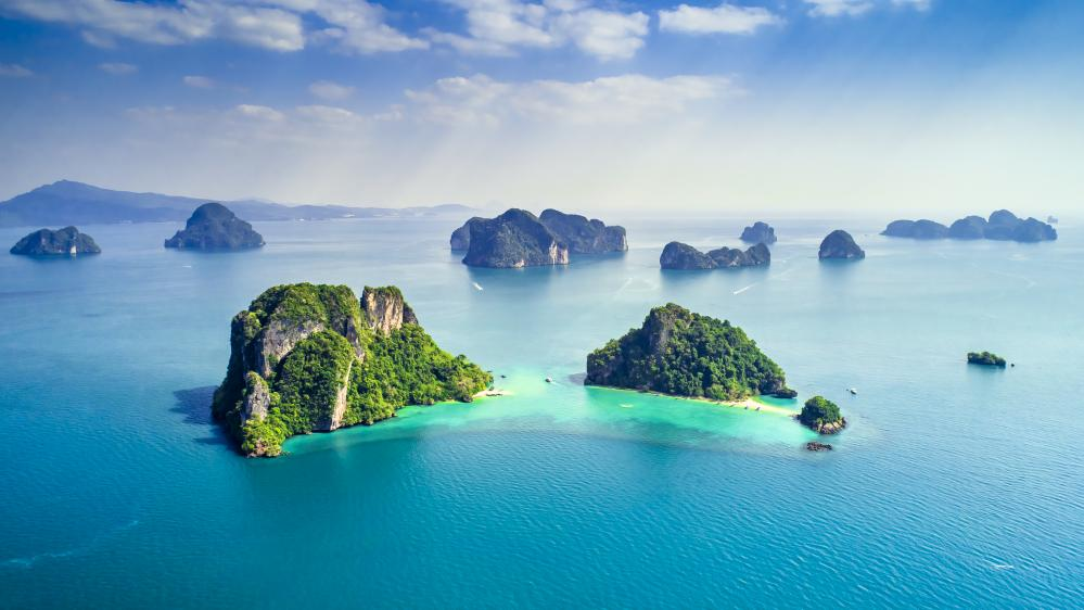 Thailand - Luxury Yacht Charter Destination in Southeast Asia | C&N