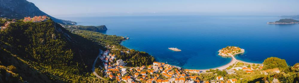 Montenegro - Luxury Yacht Charter Destination in Mediterranean | C&N