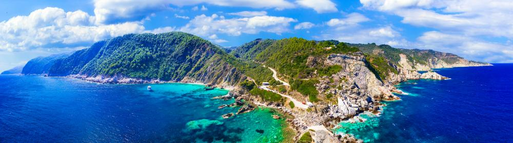 Sporades - Luxury Yacht Charter Destination in Mediterranean | C&N