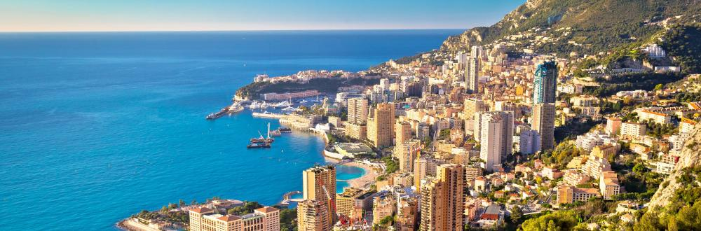 Monaco - Luxury Yacht Charter Destination in Mediterranean | C&N