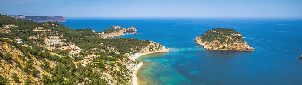 Balearics & Spain - Luxury Yacht Charter Destination in Mediterranean | C&N