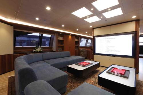 PERSEUS3 - Luxury Sailing Yacht For Charter - Interior Design - Img 1 | C&N