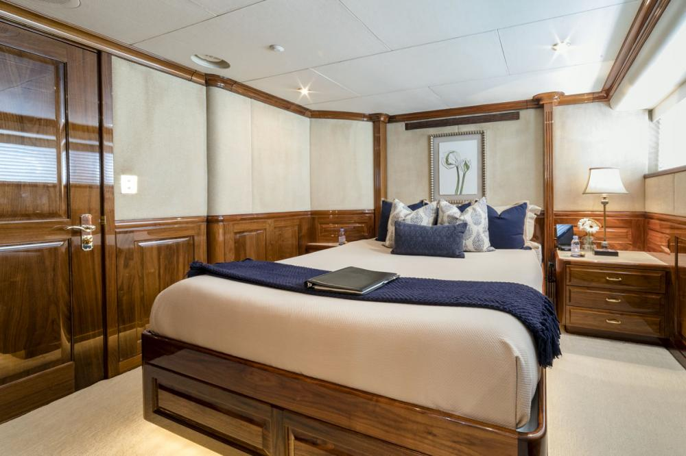 ONE MORE TOY - Luxury Motor Yacht For Sale - 3 DOUBLE CABINS - Img 4 | C&N