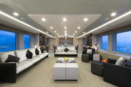 EDESIA - Luxury Motor Yacht For Charter - Interior Design - Img 5 | C&N