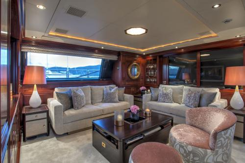 BLUSH - Luxury Sailing Yacht For Charter - Interior Design - Img 3 | C&N