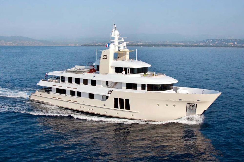 E&E - Luxury Motor Yacht for Charter | C&N