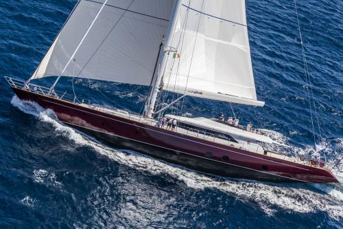 BLUSH - Luxury Sailing Yacht For Charter - Exterior Design - Img 3 | C&N