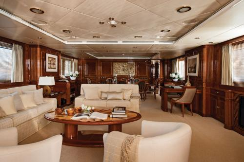 METSUYAN IV - Luxury Motor Yacht For Charter - Interior Design - Img 1 | C&N