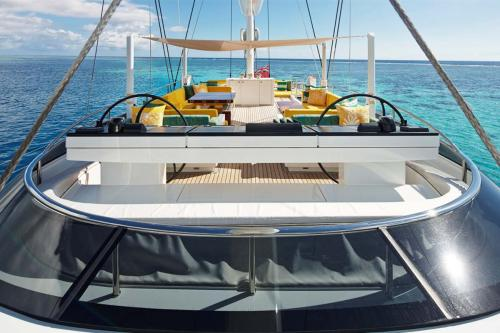 MONDANGO 3 - Luxury Sailing Yacht For Charter - Exterior Design - Img 3 | C&N