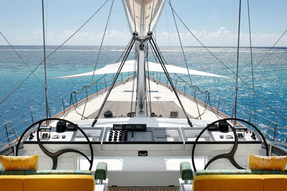 MONDANGO 3 - Luxury Sailing Yacht For Charter - BRIDGE - Img 1 | C&N