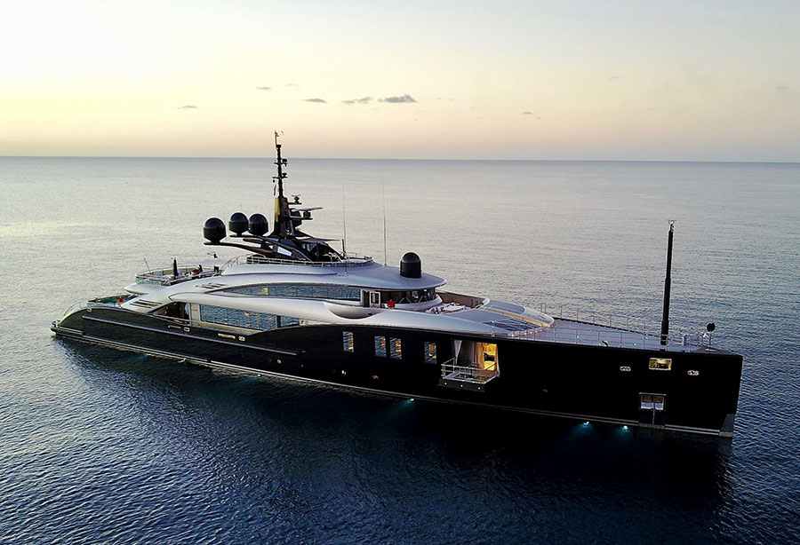 Yachts for Charter | C&N